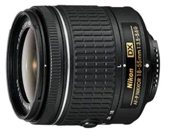 Obiektyw Nikon AF-P Nikkor 18-55mm 3.5-5.6 G