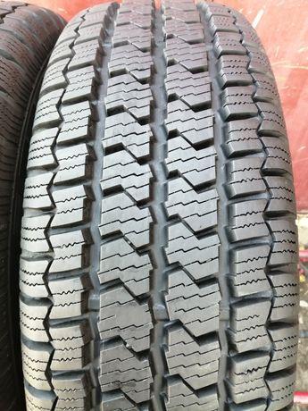 215/65/16 R16 109/107R Continental VancoFourSeason 2 2шт літо шини