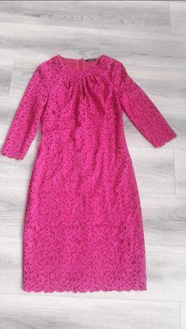 Sukienka Orsay z koronki w rozm. 40