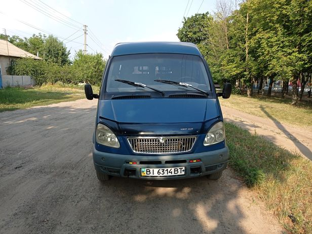 Продам ГАЗ 322132