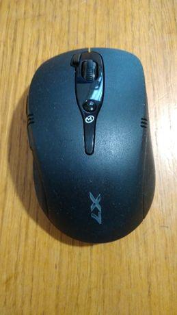 Мышь игровая радиоканал A4Tech XG-760 USB Black