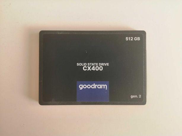 Dysk goodram CX400 512Gb