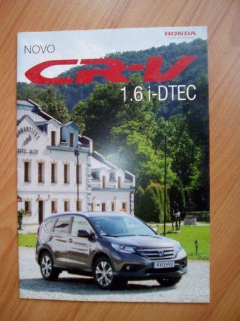 Livro Honda CRV