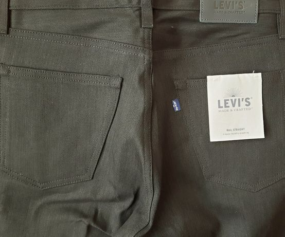 Нові джинси Levi's | Levis Made & Crafted, Vintage Clothing [selvedge]