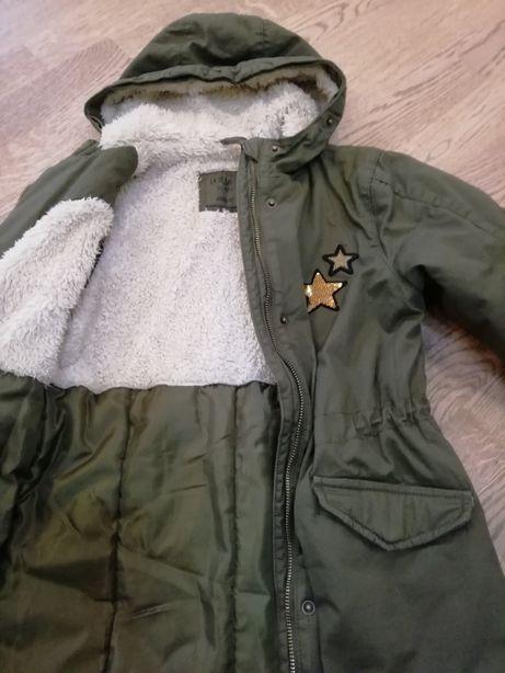Демисезонная куртка парка Alive