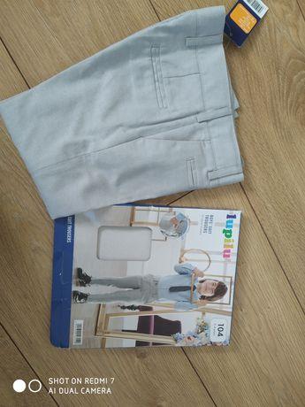 Eleganckie spodnie 104