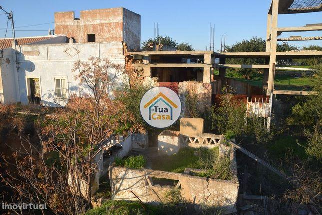 Moradia T2 em Ruina em Estoi - Faro
