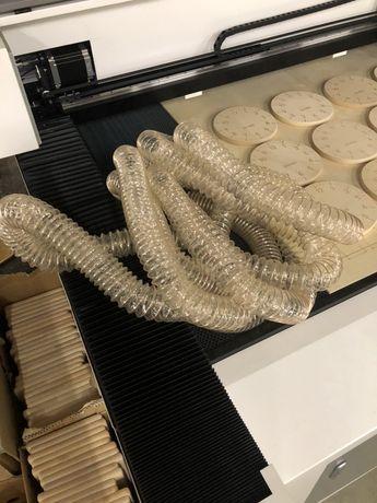 Wąż antystatyczny 50mm przewód odciągu rura 10MB