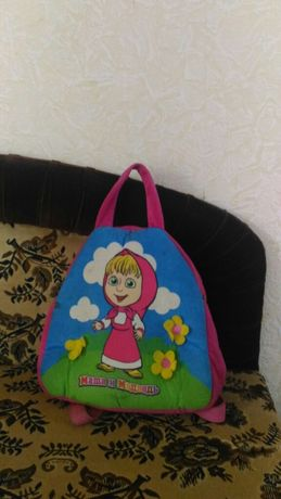 Рюкзак детский Маша