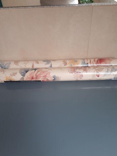 Nowa tapeta z klejem 2 rolki