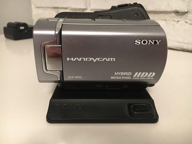 Kamera cyfrowa SONY DCR-SR55
