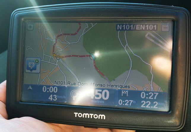 GPS TomTom para carro