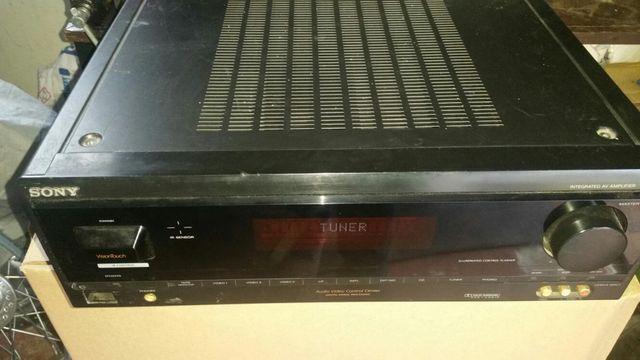 Amplituner, kino domowe, wzmacniacz Sony