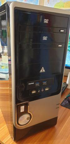 Корпус Golden Field 5202B без БП + подарок фронт-панель USB 3.0 Maiwo