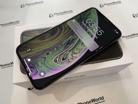 Iphone XS 64gb szary gwarancja PhoneWorld