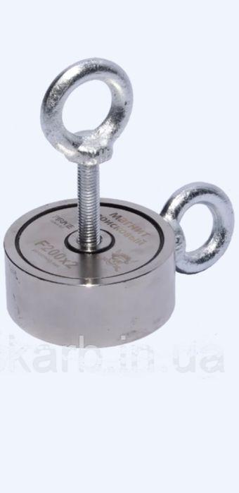 Продам магніт на 200 кг двох сторонній Тернополь - изображение 1