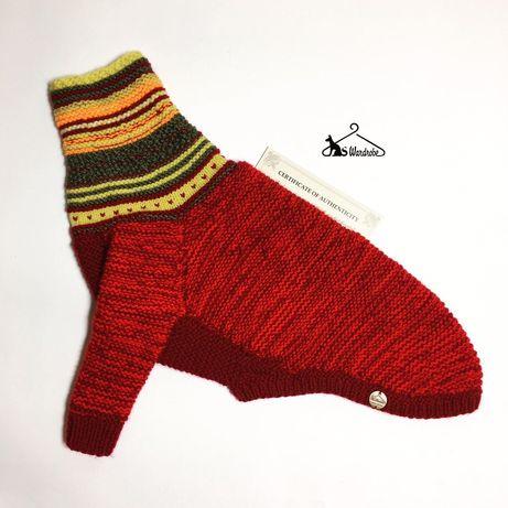 Sweter dla psa Sweter dla Charcika Włoskiego