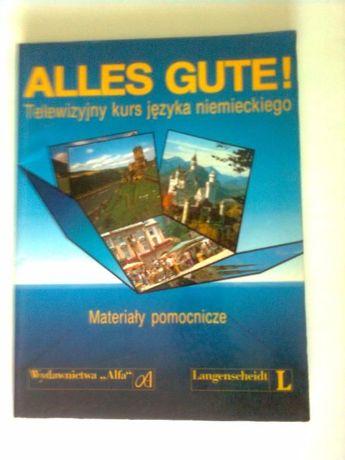 Alles Gute! TV kurs j. niemieckiego- R.A. Baltzer