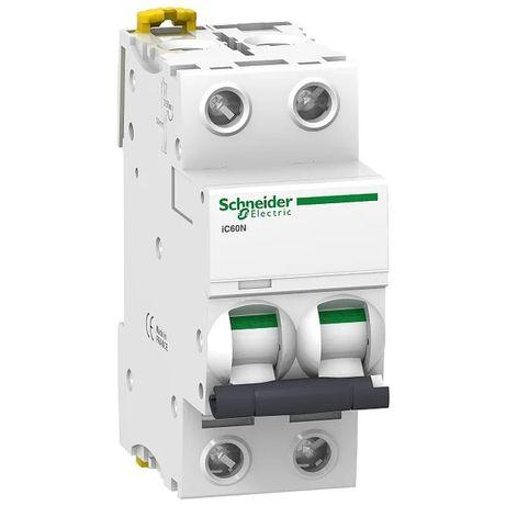 Schneider Electric IC60N, 2P, 10A