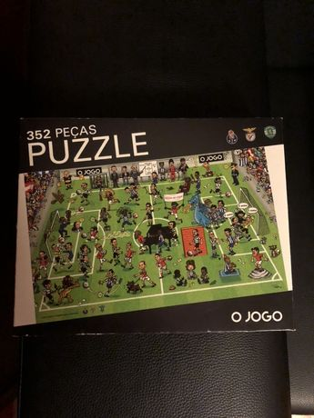Puzzle 352 peças