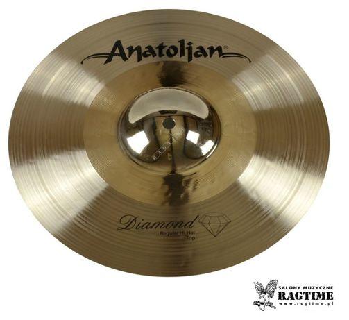 "Anatolian 14"" Diamond Regular Hi-Hat - talerz perkusyjny"