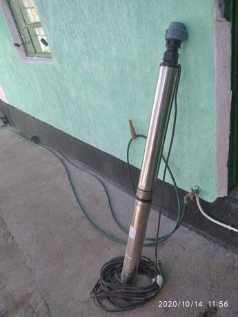 Глубинный насос OPERA 100 QJD 2-125/22-1.5 кВт YD