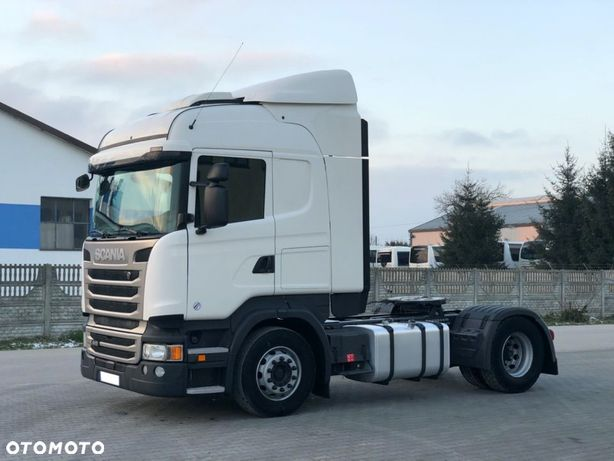 Scania R410 Highline / Retarder / Euro 6  Klimatyzacja Postojowa,
