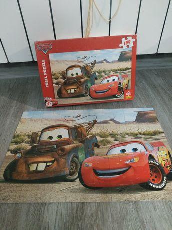 Puzzle Auta Cars 5+