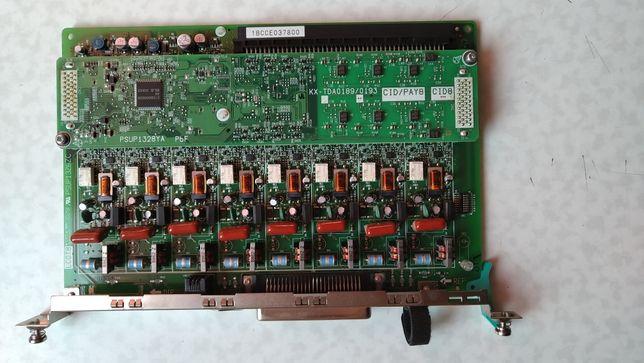Плата расширения KX-TDA0180X с KX-TDA0193 для Panasonic KX-TDE100/200
