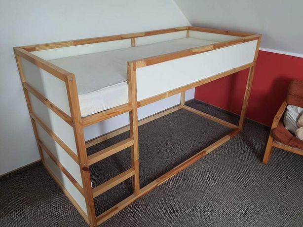 Łóżko Ikea Kura dwustronne