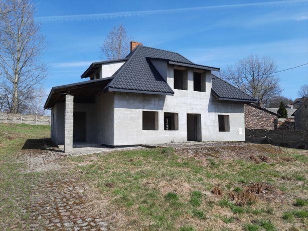 Dom w stanie surowym w miejscowości Jaworznik