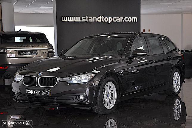 BMW 320 d Touring ED Auto