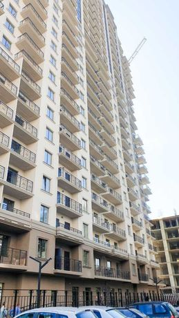2-комнатная квартира в сданом новом доме на 5 ст Фонтана, ЖК Акрополь