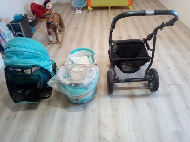 Wózek dziecięcy 2 w 1 zipp abbar TANIO