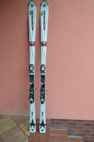 narty zjazdowe Kneissl Silver star 178 cm + wiązania Marker