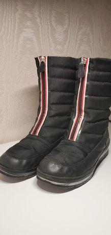 Зимние сапоги ботинки 38