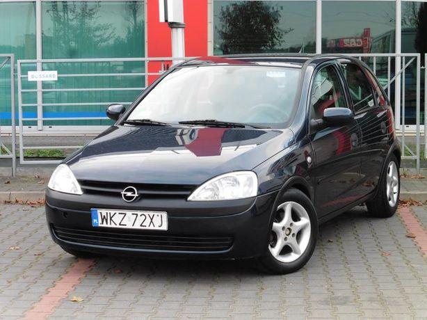 Opel Corsa C # 2002 # Benzyna # 5 Drzwi # Zarej PL