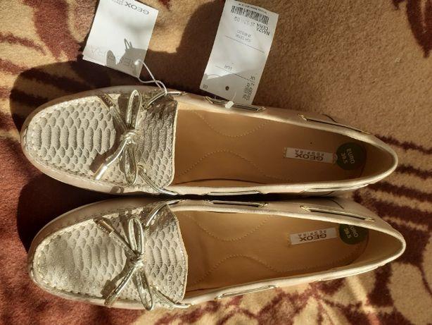 Pantofle,mokasyny,półbuty GEOX 39,5
