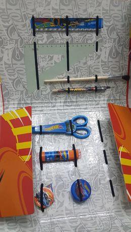Папка для труда Hot wheels Kite