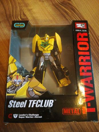 Robot T-warrior