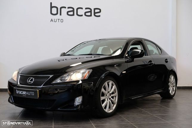 Lexus IS 220 d Luxury 25