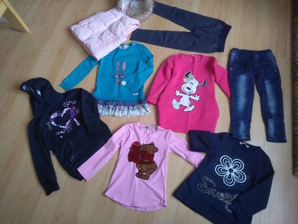 Ubrania dziewczęce 110