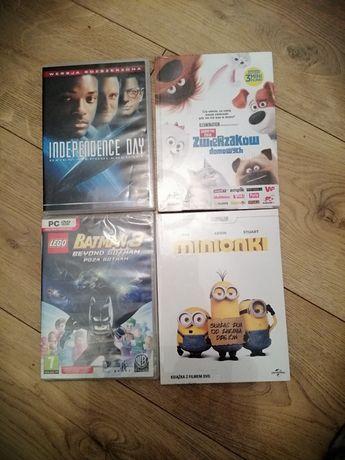 NOWE bajki, film dvd