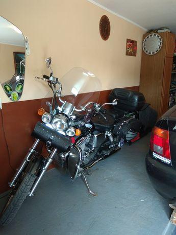 Мотоцикл Geon Invader 2013 рік