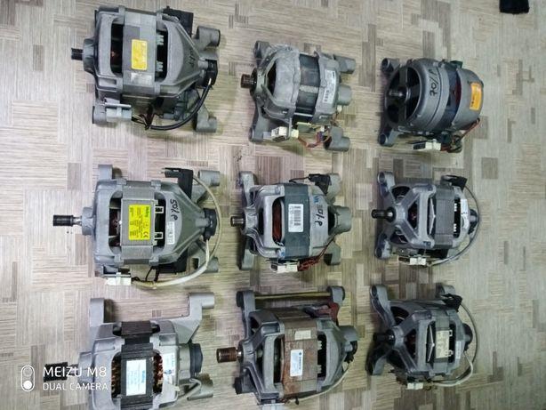 Б/у двигатель стиральной машины Indesit (Aniston).