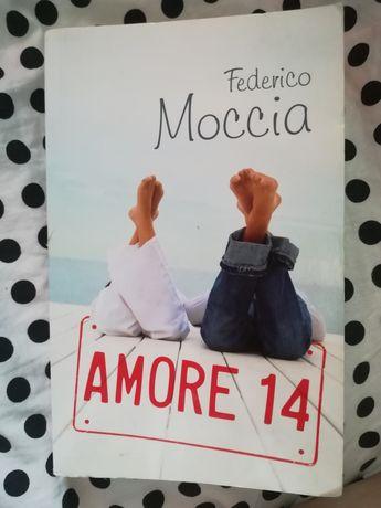 "Książka ""Amore 14"" Frederico Moccia"