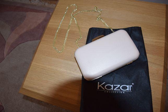 Torebka z nowej kolekcji Kazar Collection 100 % skóra