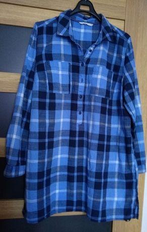 bluzka koszulowa 44