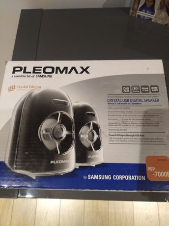 Colunas para PC Pleomax