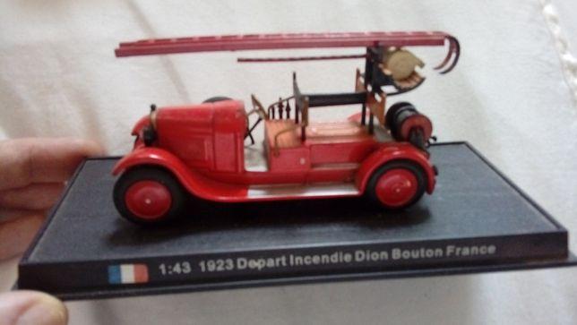 8 modeli strażackich samochodów dla kolekcjonera nie lada gratka